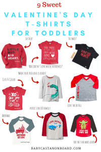 Valentine's Day T-Shirts for Toddlers | Valentine's Day Outfits for baby and toddler | Valentine's Day Outfits for Boy #fashion #baby #toddler #toddlerstyle #valentinesday