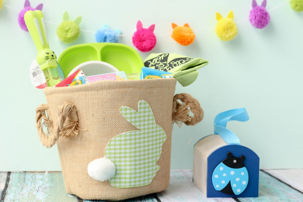 How To Fill Your Toddler Easter Basket