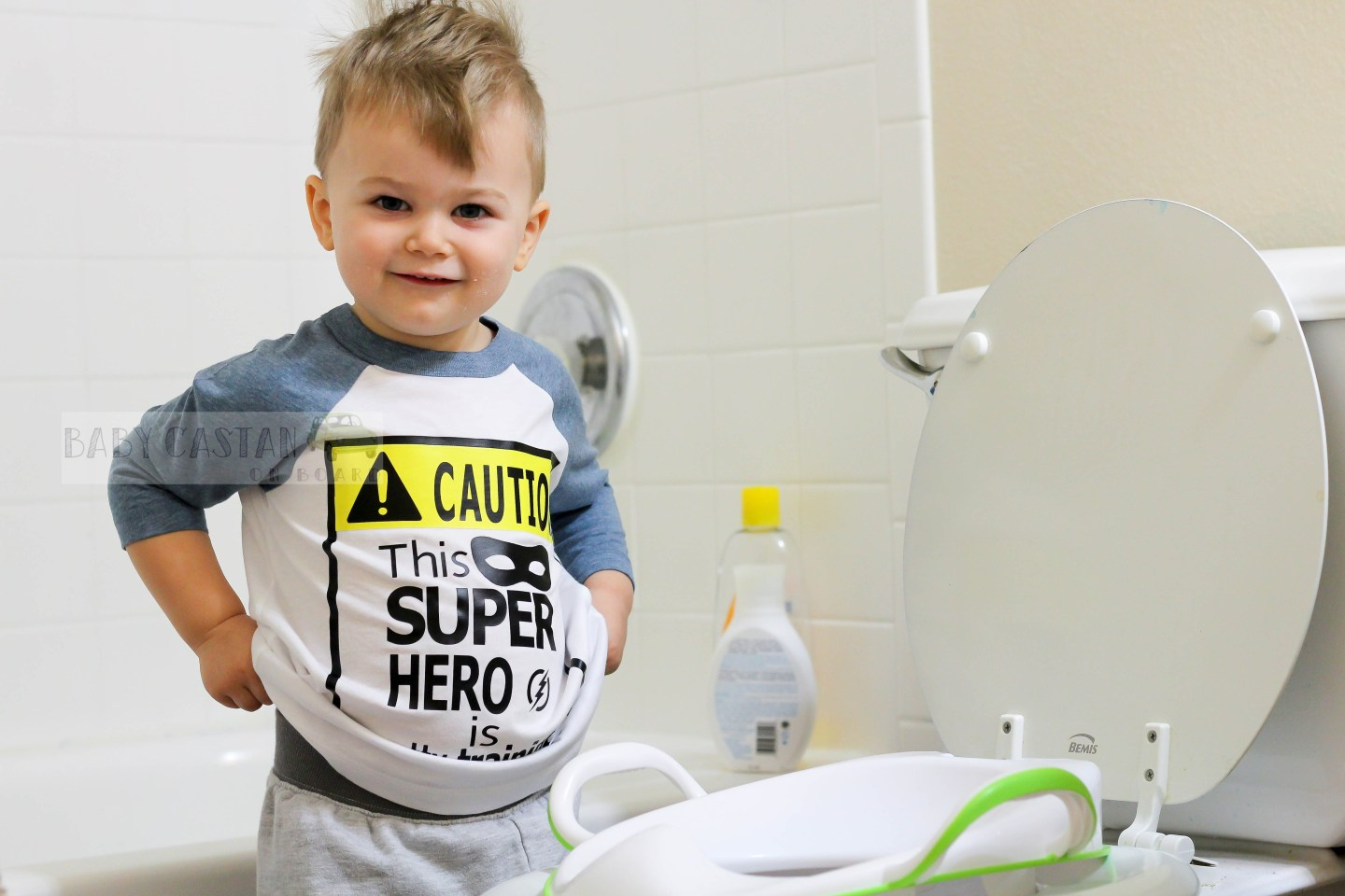 Potty Training Guide_Toddler with potty