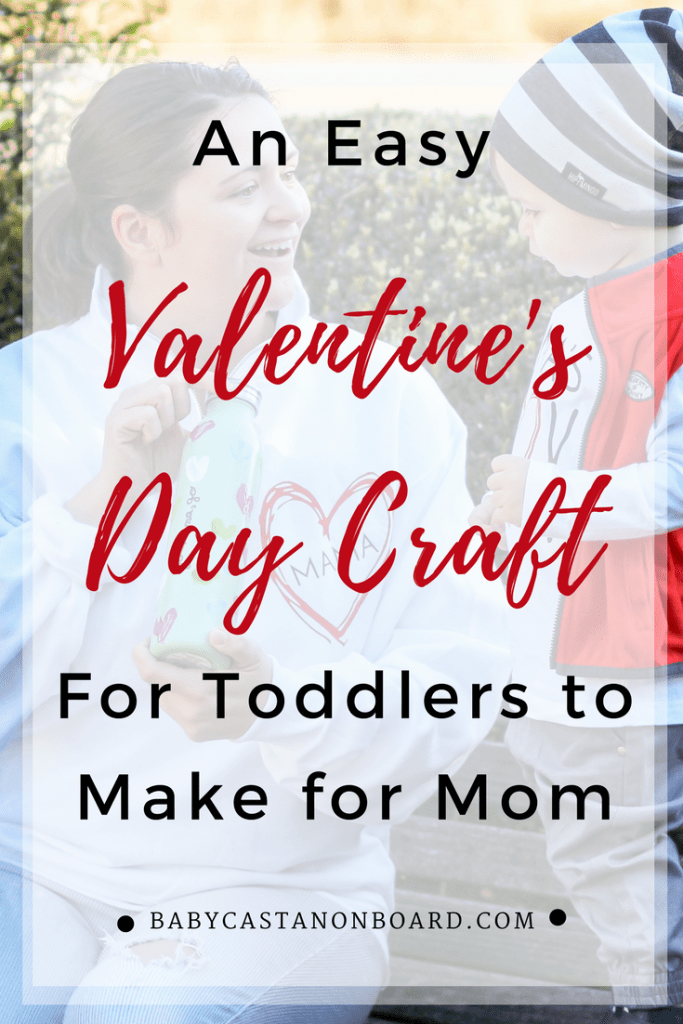 Valentines Day Craft for Mom