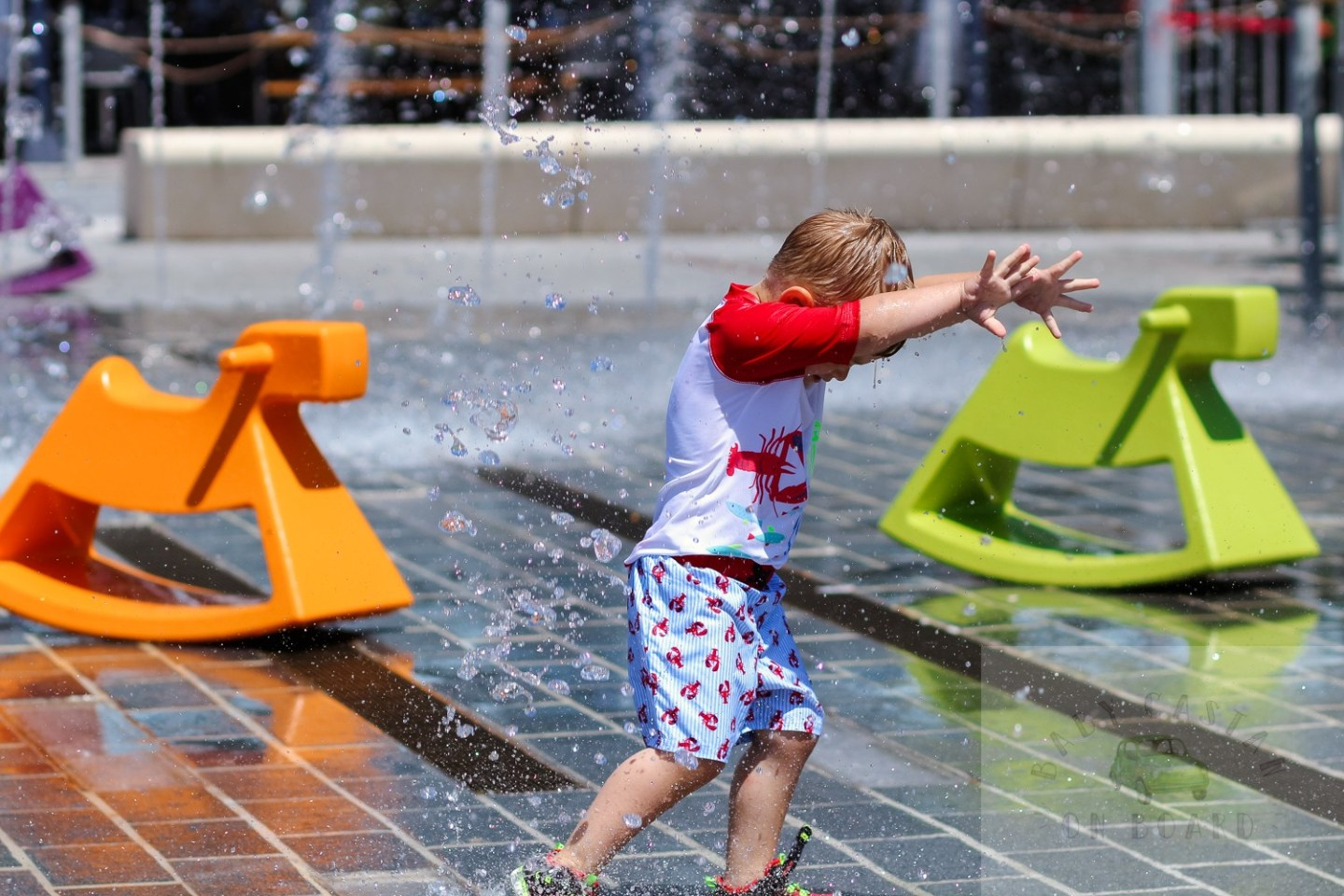 best splash pads in DC_Wharf Fountain and toddler_web