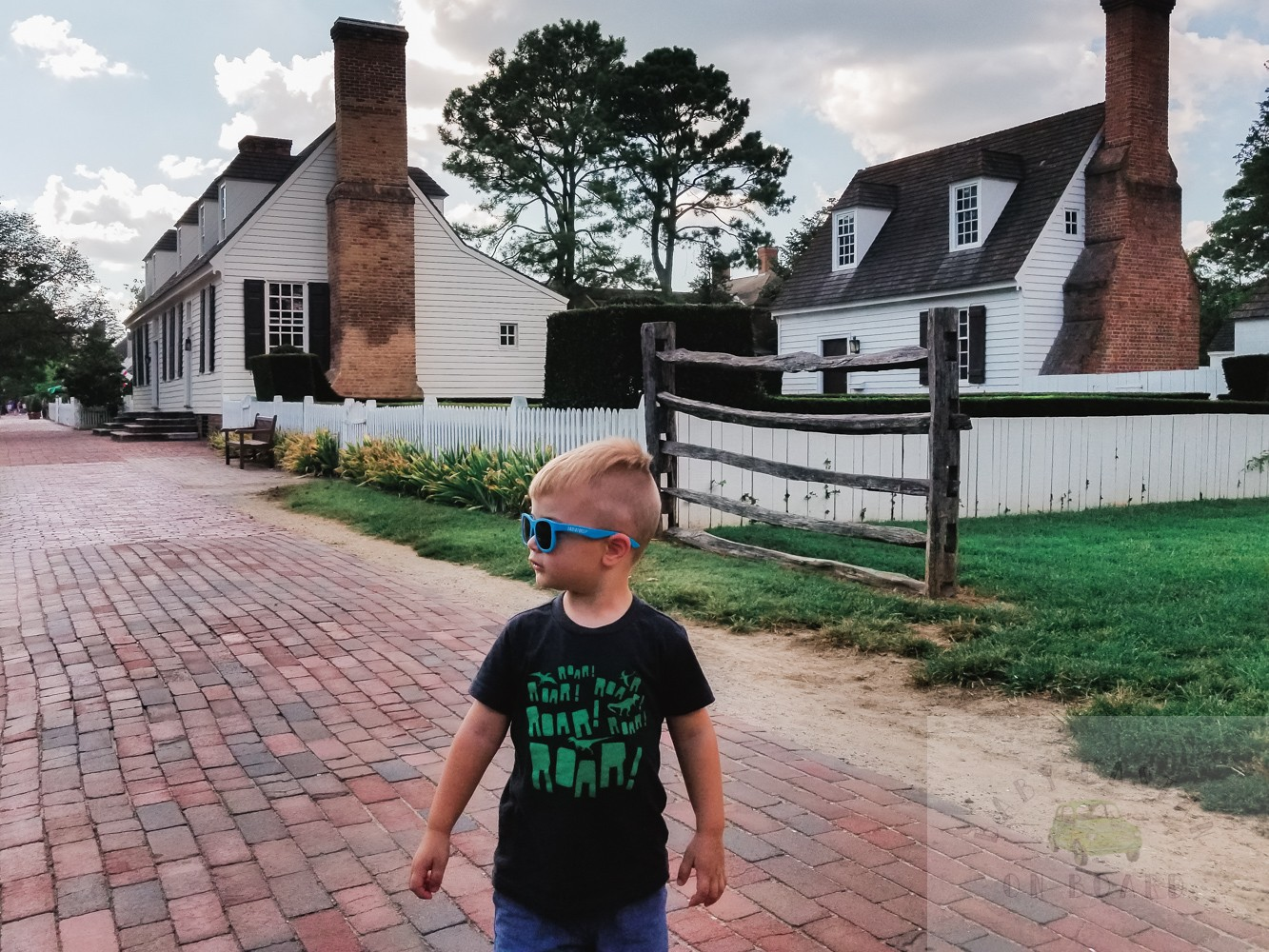 How to Spend a Weekend in Williamsburg with a Toddler