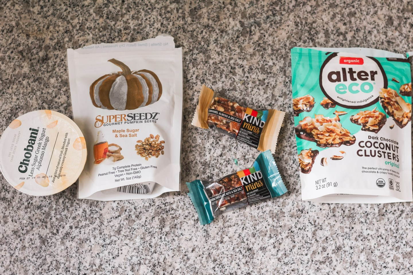 The Best Pregnancy Snacks On the Go for the Second Trimester featured by top US mom blog, Baby Castan on Board