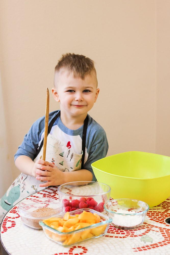 Super Cute Valentine's Day Dessert you Can Make with your Toddler