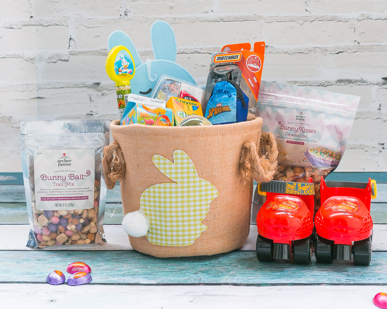 The Best Fun & Easy Easter Basket Ideas for Toddlers