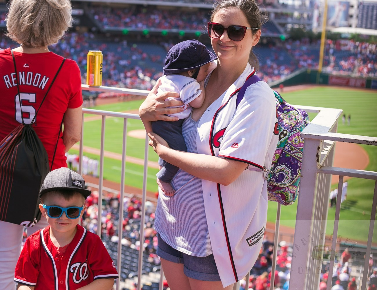 Baseball Mom Bag Essentials featured by top US mom blog, Baby Castan on Board