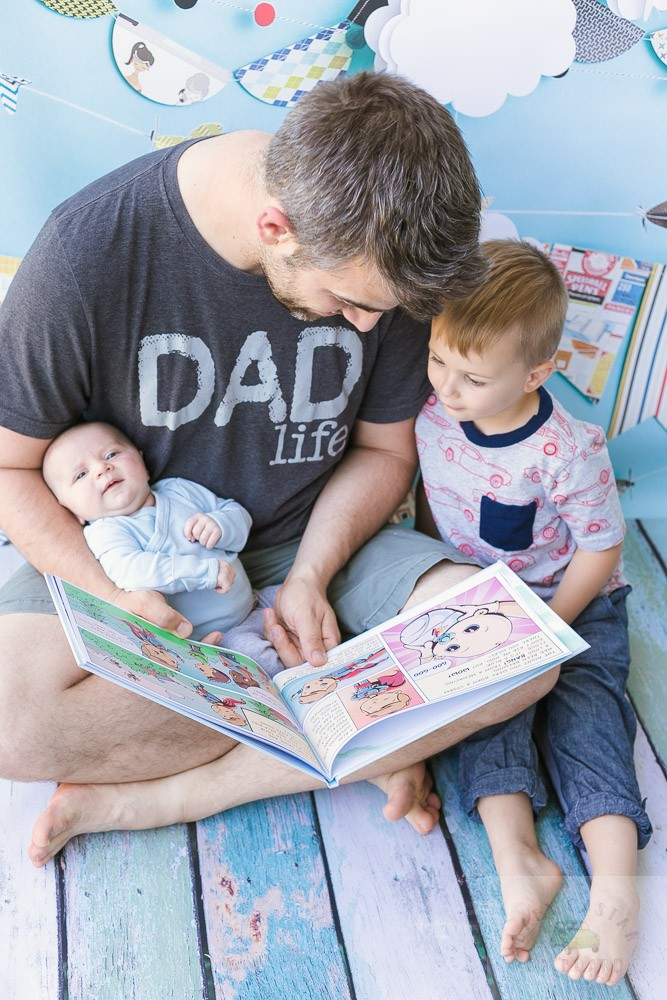 Top 5 Unique Father's Day Gift Ideas featured by top US lifestyle blog, Baby Castan on Board