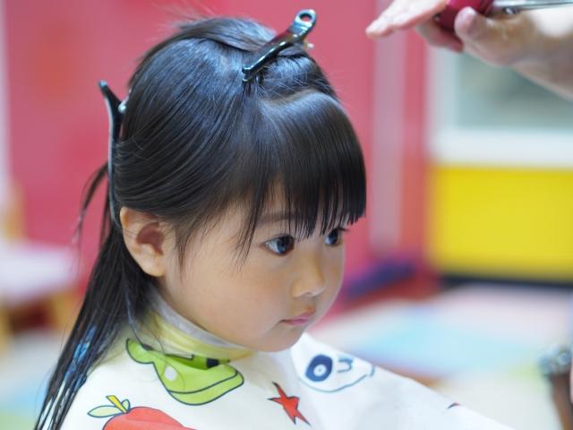 【ママが美容師さんに変身!】子どもの髪カット講座×親子カフェ