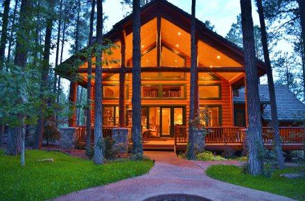 pinetop cabin