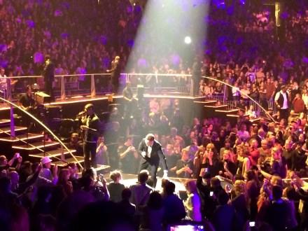 Michael Buble Tour