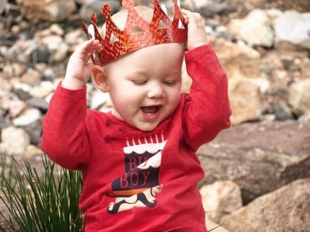first birthday mom blog