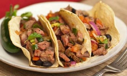 My fit foods - tacos