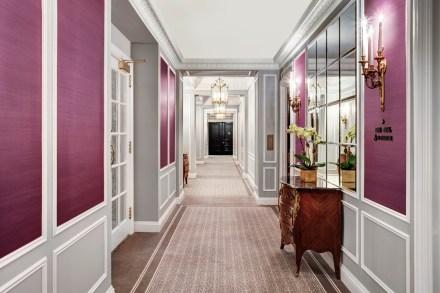 St. Regis New York -Hotel Corridor