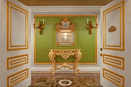 St. Regis New York-Royal Suite Entrance
