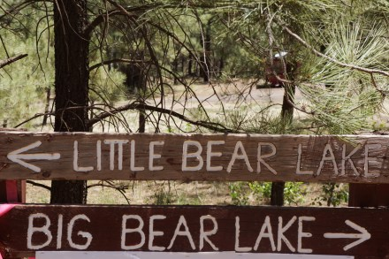 little bear lake