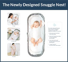 The Newly Designed Snuggle Nest!