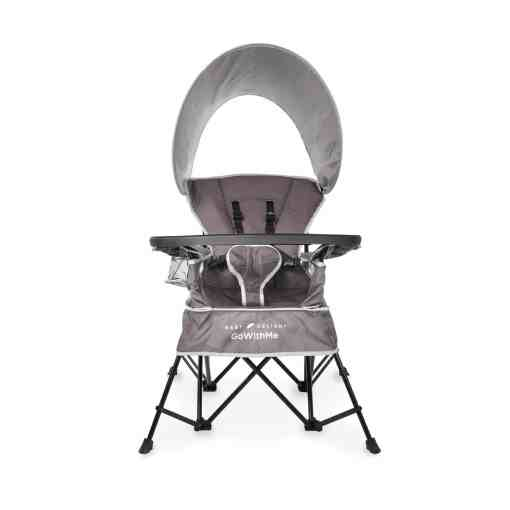 Baby Delight Go With Me - Grey Jubilee Chair