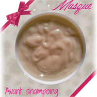 Masque avant shampoing nourrissant & hydratant