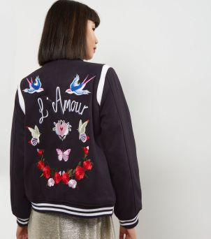 http://www.newlook.com/shop/womens/jackets-and-coats/black-lamour-embroidered-bomber-jacket-_510316801