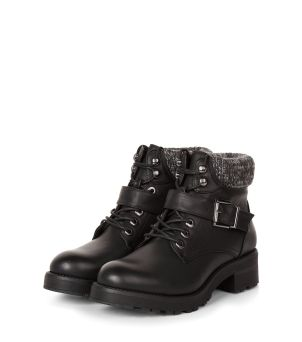 http://www.newlook.com/shop/shoe-gallery/view-all-boots/black-knitted-cuff-lace-up-boots_386710001