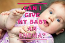baby-enema
