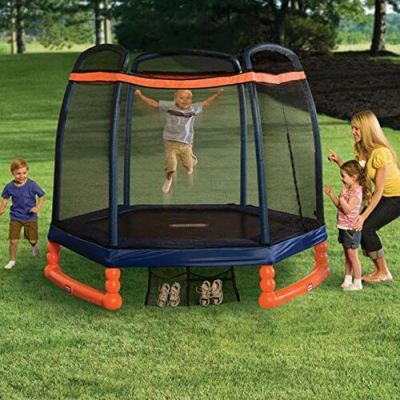 best-small-trampoline-for-toddler