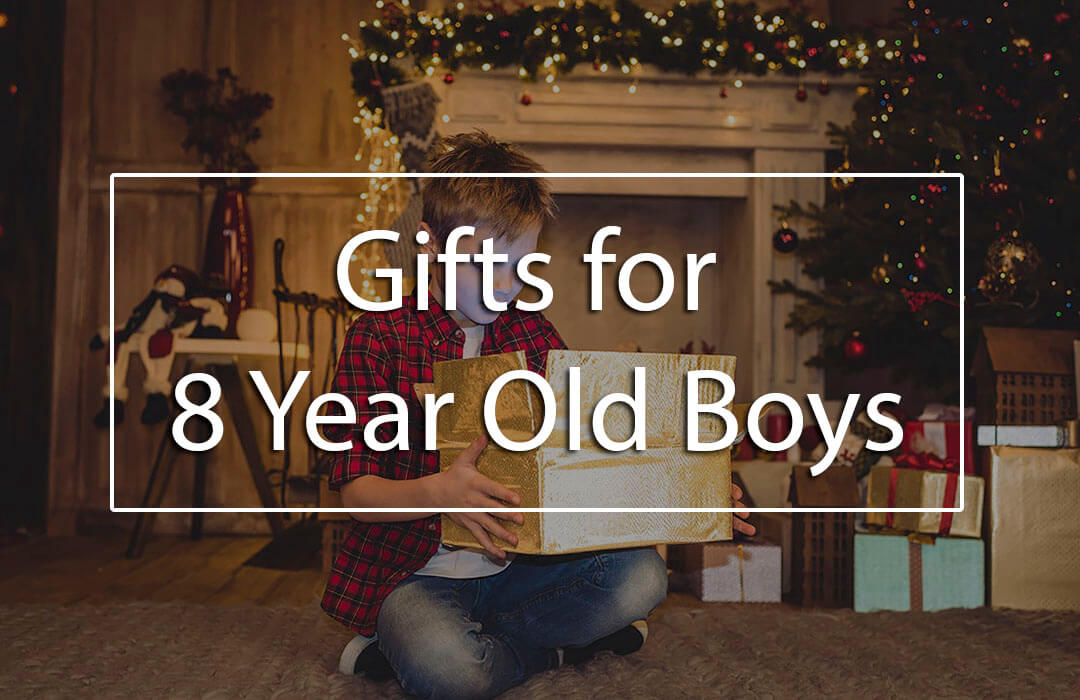 The Top 5 Best Gifts For 8 Year Old Boys (Best Toys For 8