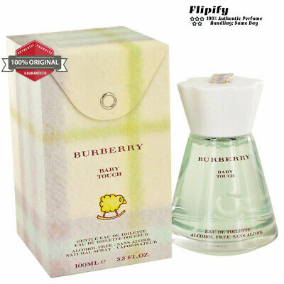 Burberry Baby Touch Perfume 3.3 oz EDT Spray for WOMEN by Burberry