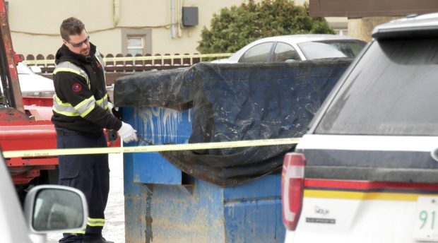 After baby found dead inside dumpster, Saskatoon police 'urgently' search for mom - CTV News