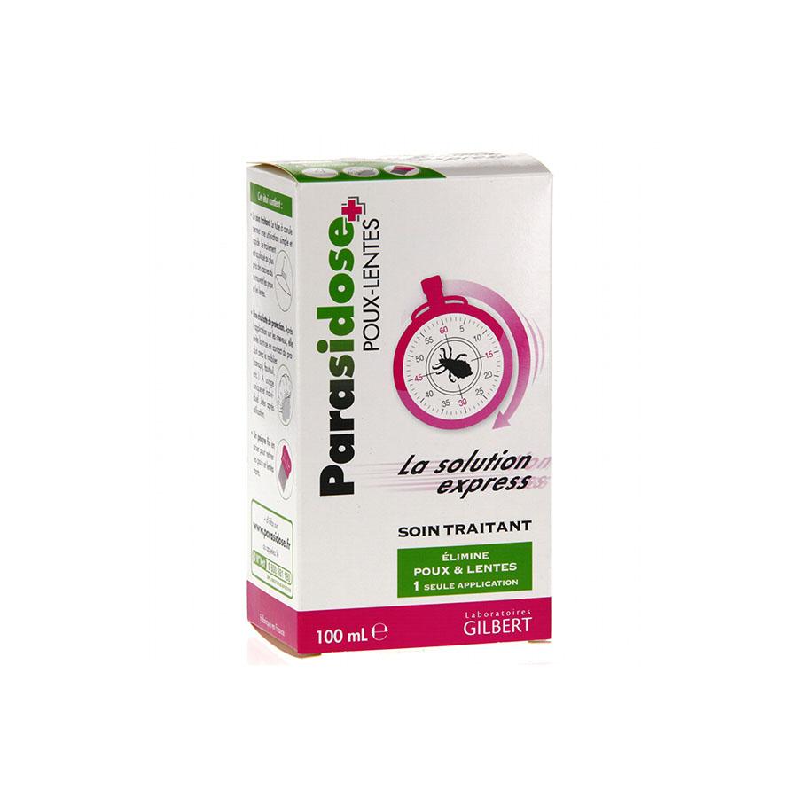 Parasidose lotion anti-poux 100ml 3A+