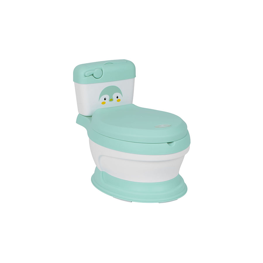 Abattant WC Potty Lindo Vert