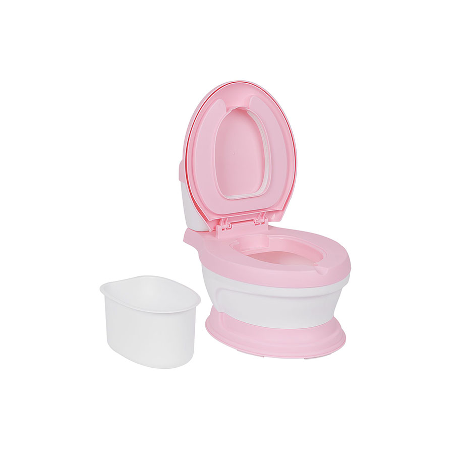 Abattant WC Potty Lindo Rose