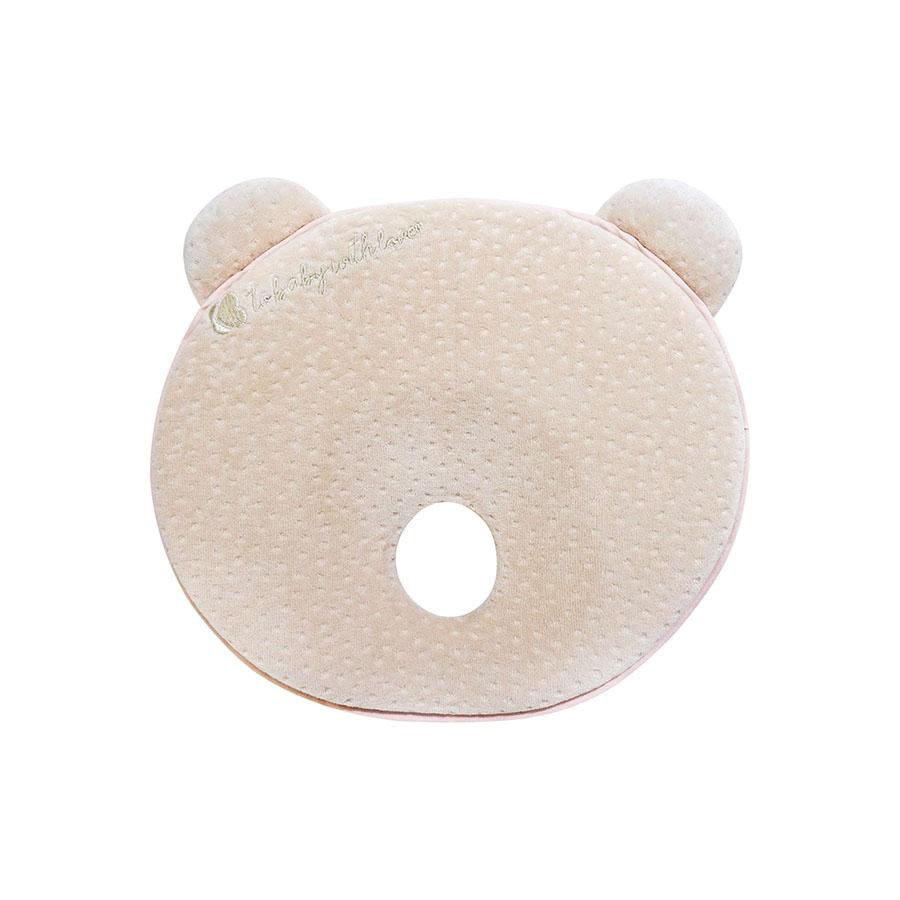 Anti tête plate Bear Beige