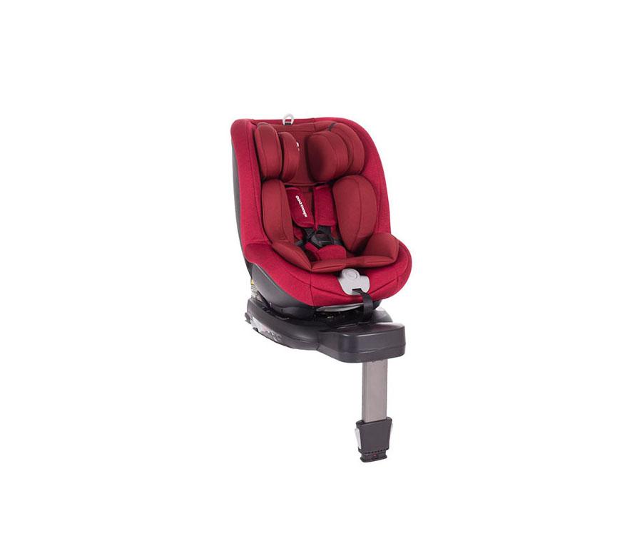Siège auto 0-1 (0-18 kg) Odyssey I-size Rouge