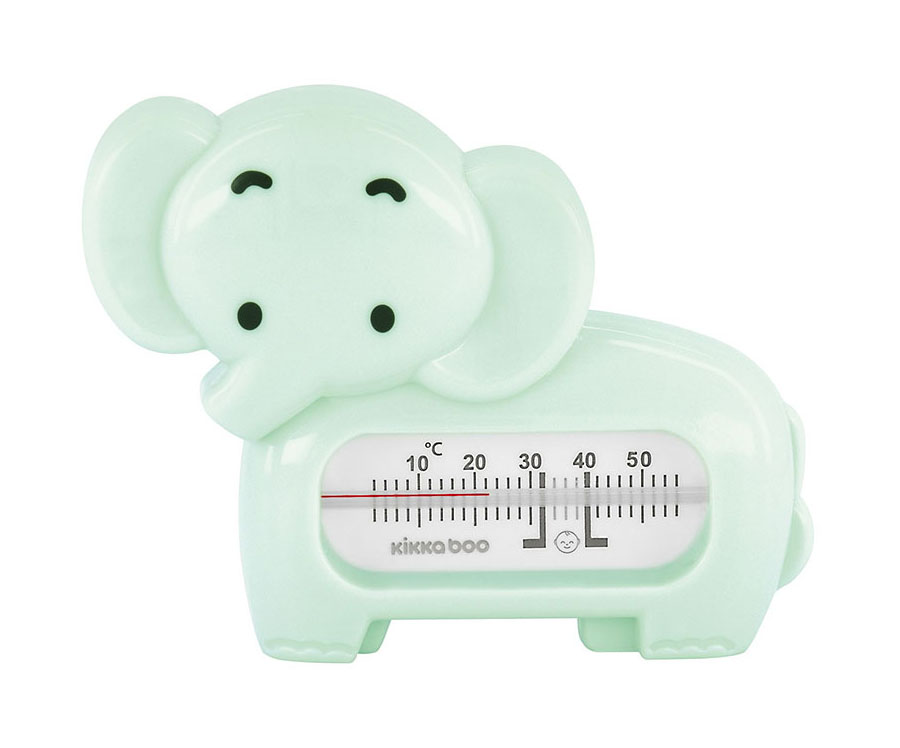 Thermomètre de bain Elephant Mint