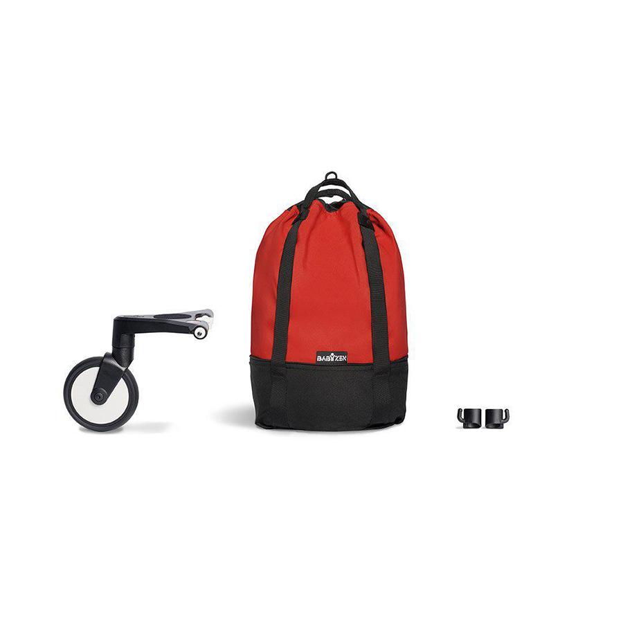 Sac Yoyo+ bag rouge