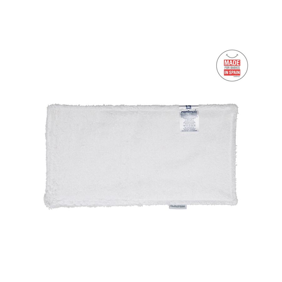 Petite serviette / bavette astra rose/star 29.5×15.5 cm