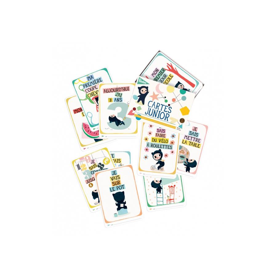 Cartes junior
