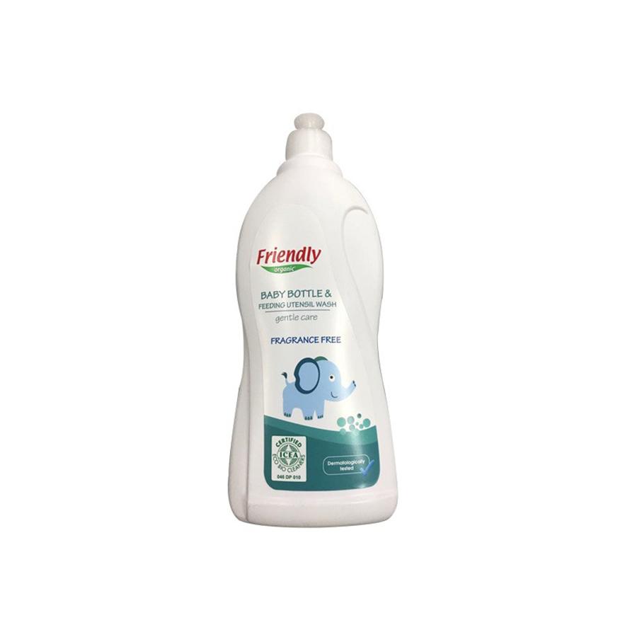 Liquide lavage et nettoyage de biberon et tetines 100% naturel 750ml