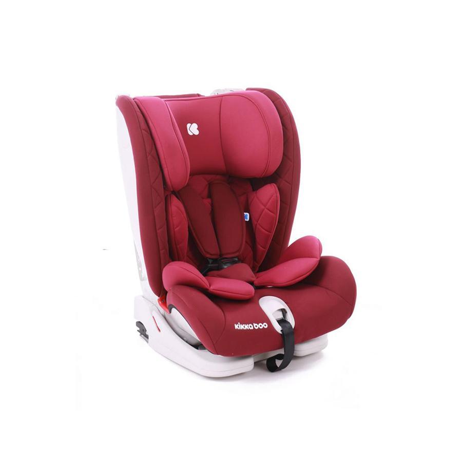 Siège auto 1-2-3 (9-36 kg) Viaggio ISOFIX Raspberry