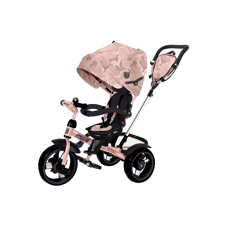 Tricycle Alonsy Pink Camouflage