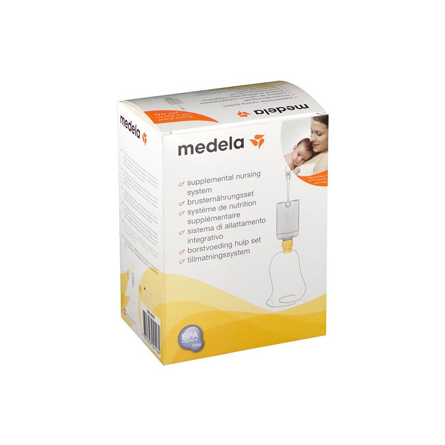 Système de nutrition supplémentaire SNS Medela