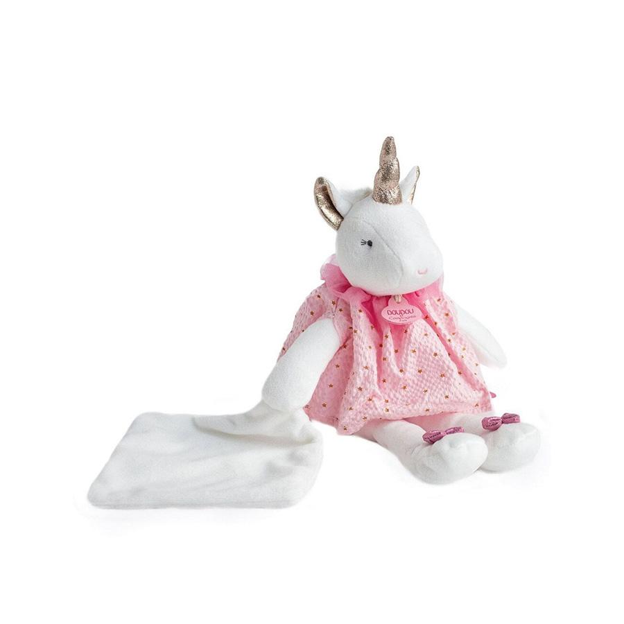 Attrape rêve – Licorne pantin avec doudou