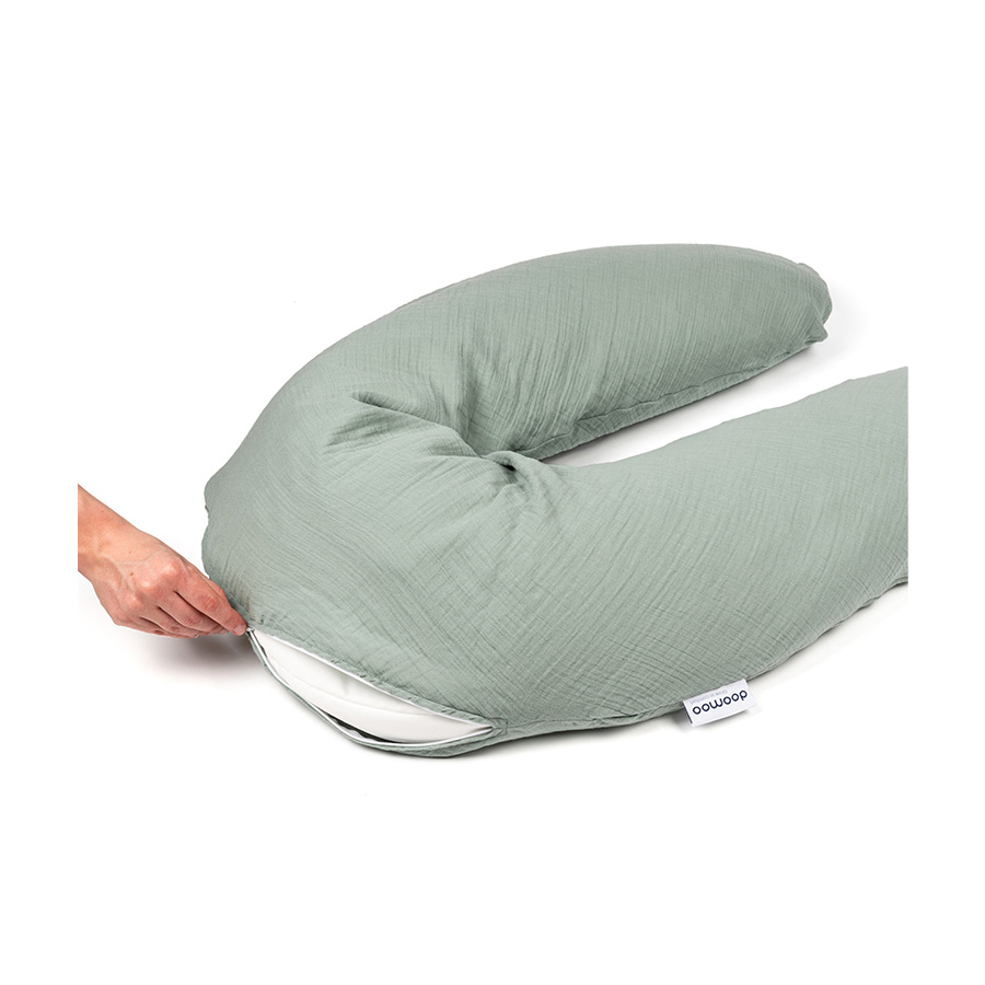 Coussin de maternité comfy big tetra green