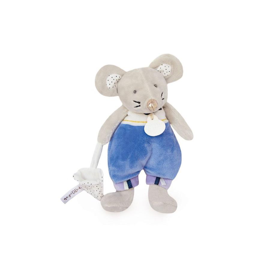 La petite souris va passer – Emile en pyjama bleu