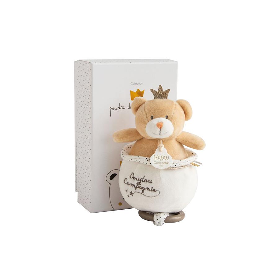 Ours petit roi – Boîte à musique
