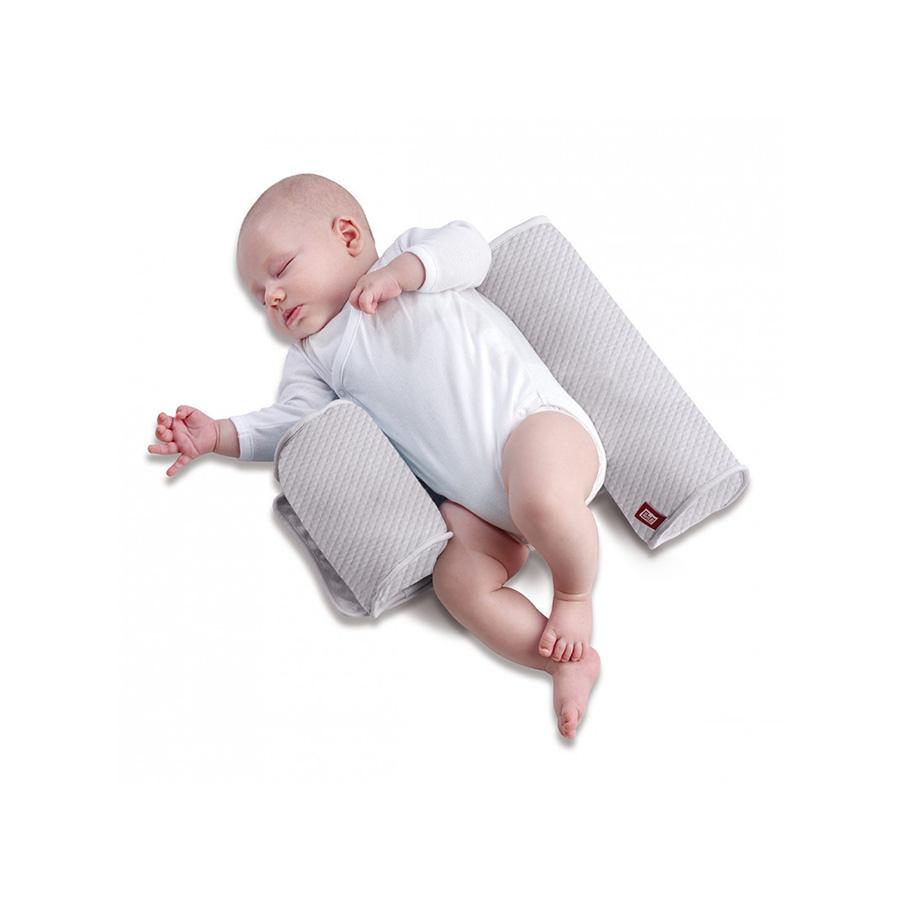 Bébécal – Fleur de coton Gris Perle