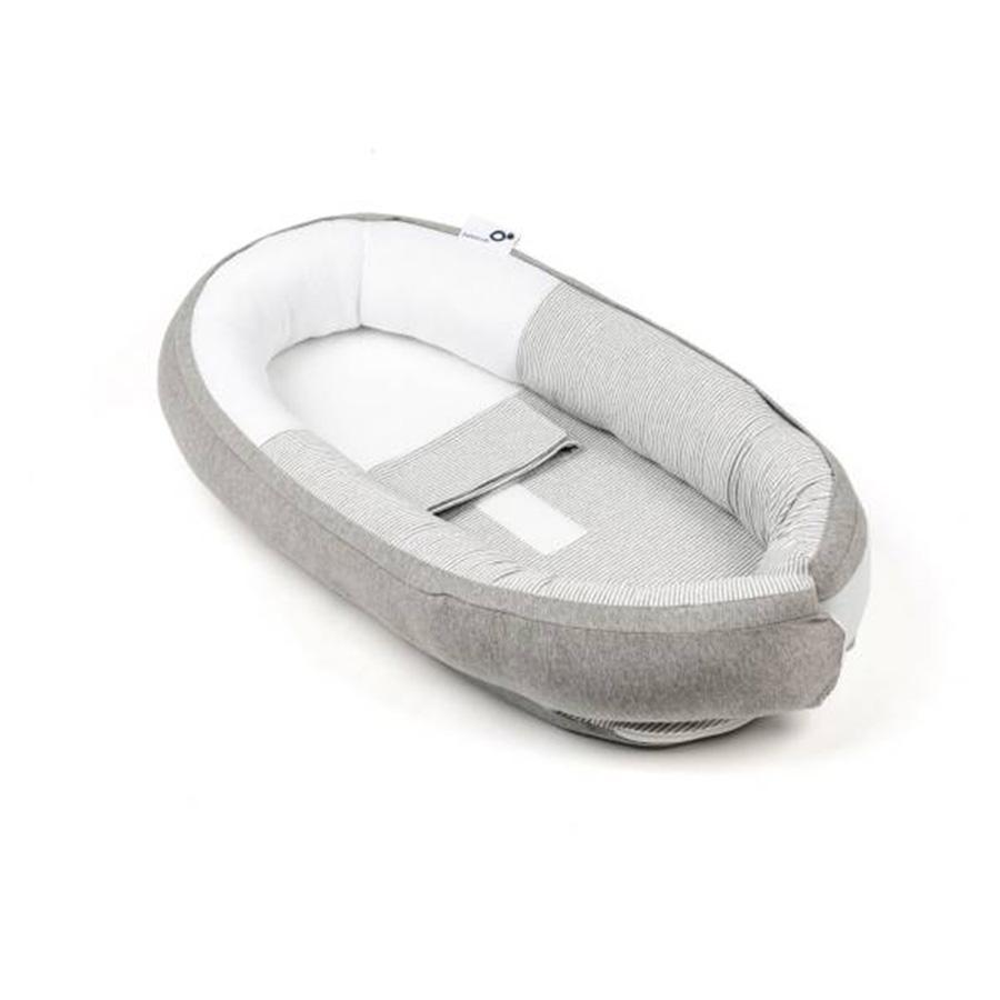 Nid pour bébé cocoon classic grey