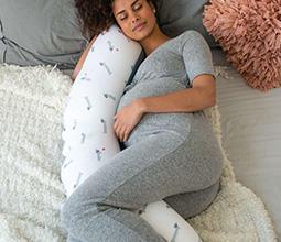 Coussin de grossesse et d'allaitement