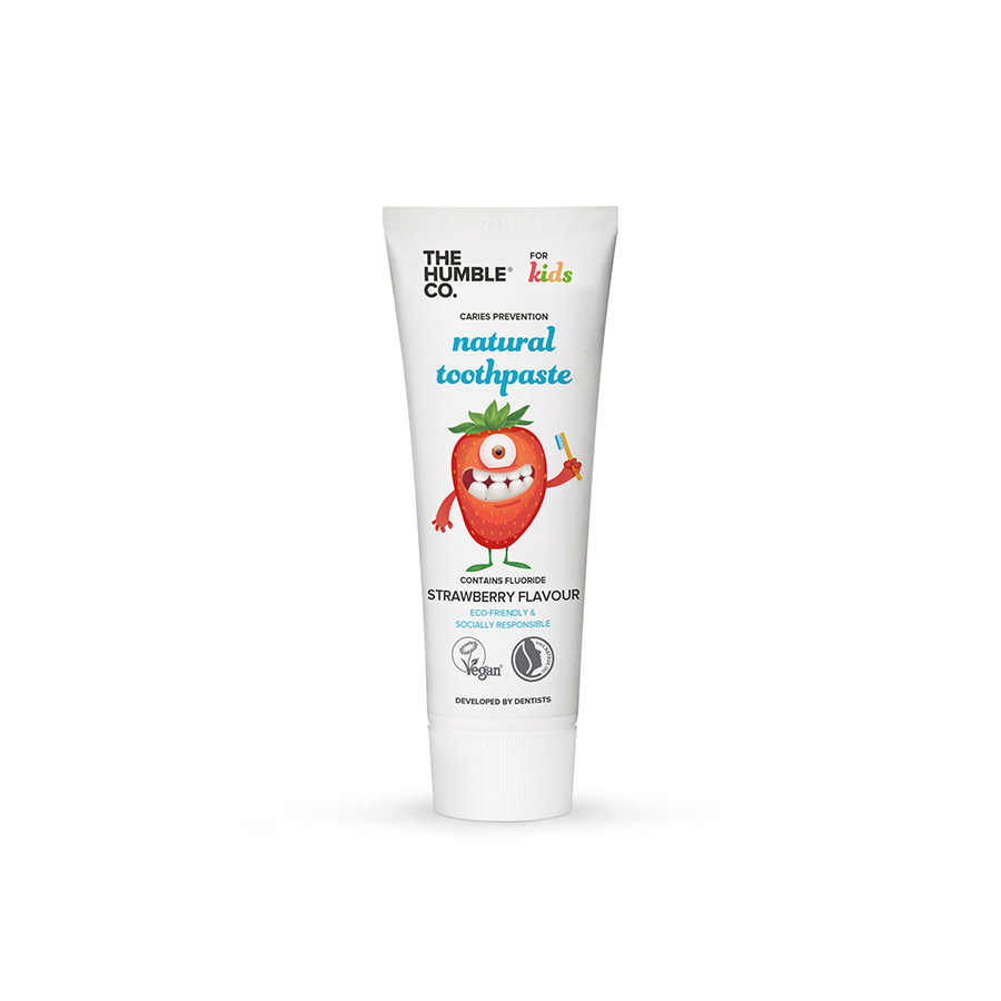 The humble co – dentifrice framboise pour enfants 75 ml